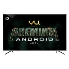 Vu Premium Android 43-OA 43 Inch 4K Ultra HD Smart LED Television