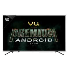 Vu Premium Android 50-OA 50 Inch 4K Ultra HD Smart LED Television