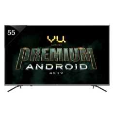 Vu Premium Android 55-OA 55 Inch 4K Ultra HD Smart LED Television