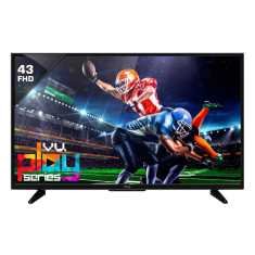 Vu T43D1510 43 Inch Full HD LED Television