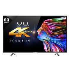 Vu T60D1680 60 Inch 4K Ultra HD Smart LED Television