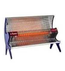 Warmex Flashy Halogen Room Heater