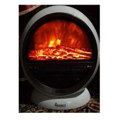Warmex PTC Bonfire Room Heater