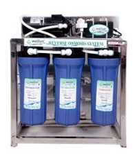 Wellon 25 LPH Commercial 25 L RO UV UF Water Purifier