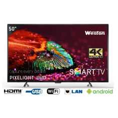 Weston WEL-5101 50 Inch 4K Ultra HD Smart LED Television