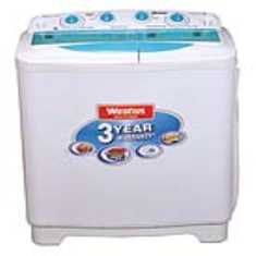 Weston WMI 802A 8 kg Semi Automatic Top Loading Washing Machine