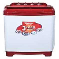 Weston WMI 805 8.5kg Semi Automatic Top Loading Washing Machine