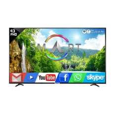 Westway WEL-4300S 43 Inch Full HD Smart LED Television