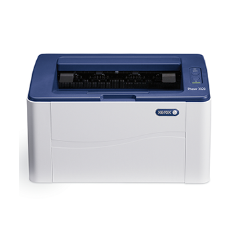 Xerox Phaser 3020 Single Function Laser Printer