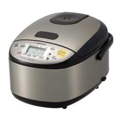 Zojirushi NS-LGC05XB Electric Rice Cooker