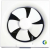 Crompton Greaves Briskair 5 Blade Exhaust Fan