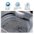 AmazonBasics AB6FAFL009 6.5 Kg Fully Automatic Top Loading Washing Machine