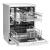 Bosch SMS66GI01I 12 Place Dishwasher