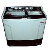Godrej WS 700CT 7 Kg Semi Automatic Top Loading Washing Machine