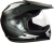 Green Stone Moto-X Plain Bluetooth Motorbike Helmet