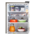 LG GL B201APZX 190 Liter Direct Cool Single Door Refrigerator