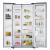 Samsung RH62K60A7SL TL 674 Liter Frost Free Side by Side Refrigerator