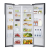 Samsung RS55K50A02C TL 604 Litre Frost Free Side by Side Refrigerator