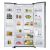 Samsung RS62K60A7SL TL 674 Litres Frost Free Side by Side Refrigerator