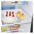 Samsung RT30N3983B7 HL 275 Litres Frost Free Double Door Refrigerator