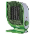 Warmex 09 Ptc Fan Room Heater
