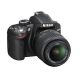 Nikon D3200 Camera with 18-55 mm Lens price in India