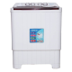 Aisen A75SWM700 7.5 Kg Semi Automatic Top Loading Washer with Dryer price in India