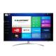 Blaupunkt BLA55QL680 55 Inch 4K Ultra HD Smart QLED Television price in India