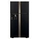 Hitachi R W720FPND1X GBK French Door 638 Litres Frost Free Refrigerator price in India