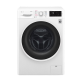 LG F4J6TGP0W 8 Kg-5 Kg Front Loading Washer Dryer price in India