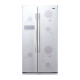 LG GC B207GPQV Side By Side Door Frost Free 581 Litres Refrigerator Price