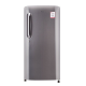 LG GL B221APZW Single Door 215 Litres Direct Cool Refrigerator price in India