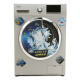 Midea MWMFL080CDR 8 Kg Fully Automatic Front Loading Washing Machine price in India