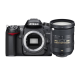 Nikon D7200 Camera with 18-200 mm Lens price in India