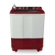 Panasonic W65B3RRB 6.5 Kg Semi Automatic Top Loading Washing Machine price in India