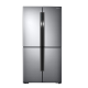 Samsung RF60J9090SL TL 680 Litres Frost Free Side by Side Refrigerator price in India