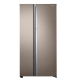 Samsung RH62K60177P Side by Side 674 Litres Frost Free Refrigerator price in India