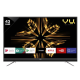 Vu 43SU128 43 Inch 4K Ultra HD Smart LED Android Television Price