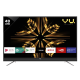 Vu 49SU131 49 Inch 4K Ultra HD Smart LED Android Television Price