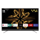 Vu 55SU134 55 Inch 4K Ultra HD Smart LED Android Television price in India