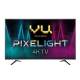 Vu Pixelight 43PX 43 Inch 4K Ultra HD Smart LED Television price in India