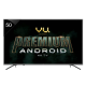Vu Premium Android 50-OA 50 Inch 4K Ultra HD Smart LED Television price in India