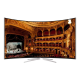 Vu TL55C1CUS 55 Inch 4K Ultra HD Smart Curved LED Television price in India
