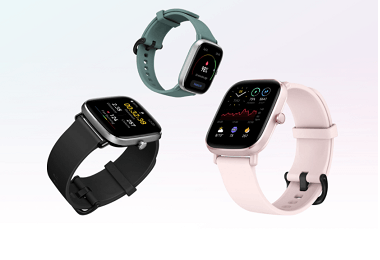 Huami Introduced Amazfit GTS 2 Mini In India With Menstrual Tracking And AMOLED Display