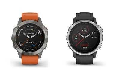 Garmin Fenix 6 Multi-Sport Smartwatches Launched In India