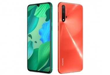 Huawei Nova 5, Nova 5 Pro and Nova 5i with Quad Rear Camera Setups Launched in China