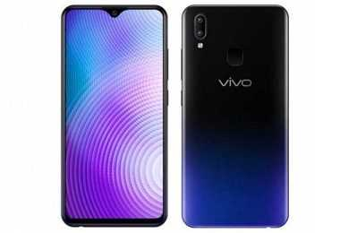 Vivo Y91 with Halo Full-view Display and Waterdrop Notch Launched in India