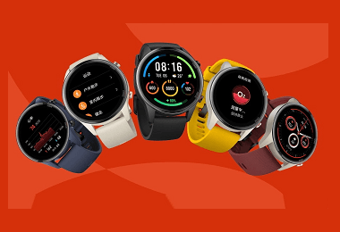 Xiaomi Launched Mi Watch Color Sports Edition At Just Under ?8,000 With 22-Day Battery Life